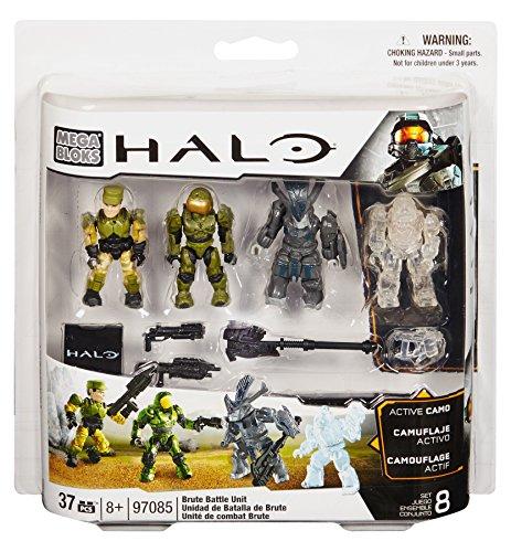 Mega Bloks 97085U - Halo Brute Battle Pack