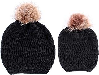 EBTOYS HAT ガールズ US サイズ: Medium カラー: ブラック