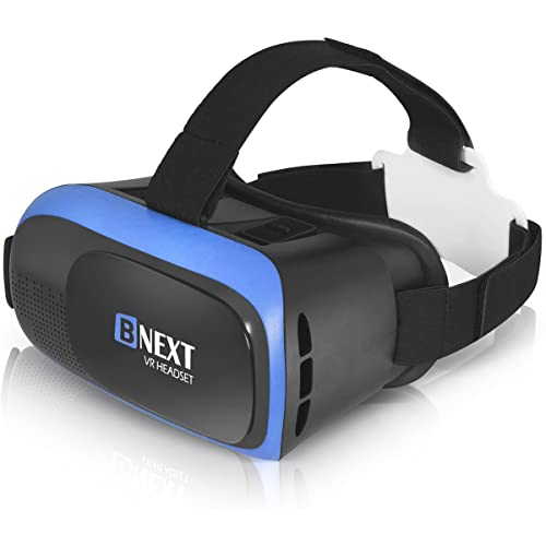 8c9e157e725e VR Headset for iPhone   Android Phone - Universal Virtual Reality Goggles -  Play Your Best
