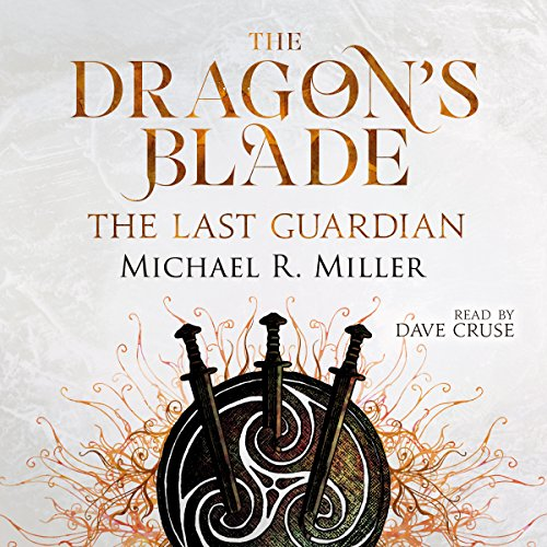 The Dragon's Blade audiobook cover art