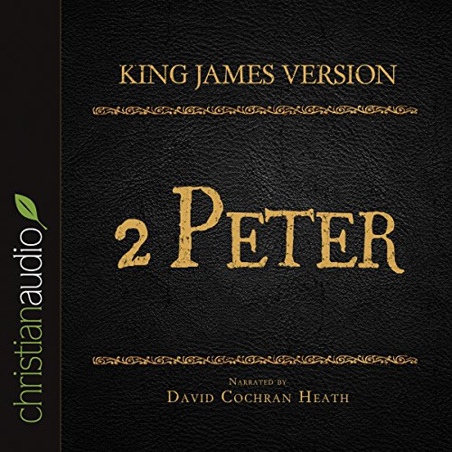 Holy Bible in Audio - King James Version: 2 Peter cover art