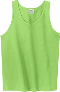 100% Cotton Tank Tops in 16 Colors