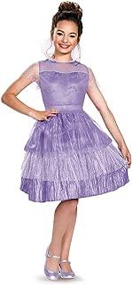 Disney's Descendants: Girls Deluxe Mal Coronation Costume
