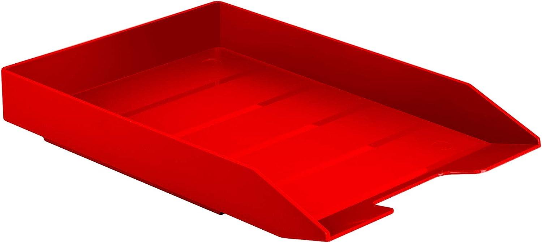 Acrimet Stackable Letter Tray Front Or Plastic Desktop New Overseas parallel import regular item Orleans Mall Load File