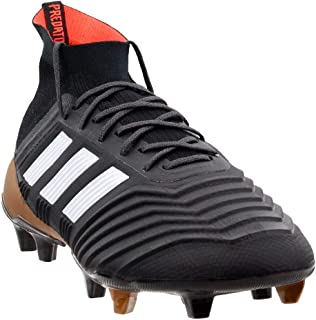 adidas Mens Predator 18.1 Firm Ground Soccer Casual Cleats,