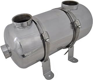 Festnight Calentador de Calor para Piscina - 40 kW, 355 x 134 mm
