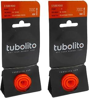 Tubolito S-Tubo ロードチューブ 700c 仏式バルブ [並行輸入品]