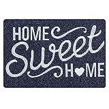 N/A felpudos Entrada casa Alfombra Felpudos de Interior Home Sweet Home Bienvenido Entrada Frontal Tapetes de Puerta Alfombra Antideslizante para Sala de Estar Baño Decoracion Hogar Regalos 16'x24'