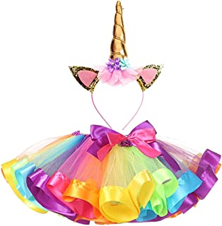 rainbow tutu toddler