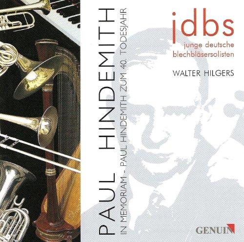 Hindemith, P.: Ploner Musiktag / Konzertmusik / Organ Sonata No. 2 / Lawrence, P.: Weitere Metamorphosen