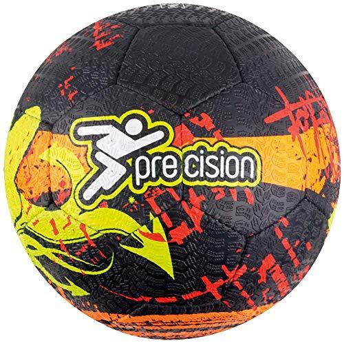 Precision Training Unisex-Youth Precision Street Mania Football, Multi, 5