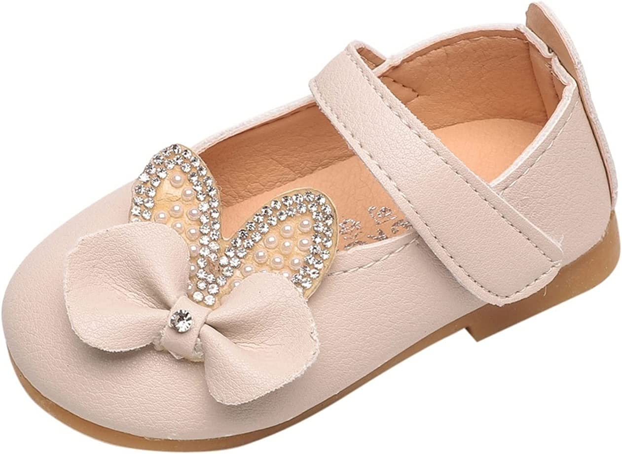 Baby Sandals Toddler Miami Mall Infant Year-end annual account Kids Girls crystasl Bowknot Bli