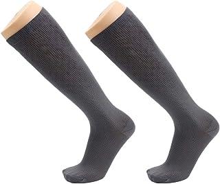 NAYUKY, NAYUKY Alivio de presión de piernas de Nylon de compresión de Venas varicosas Medias Dolor Soporte del calcetín