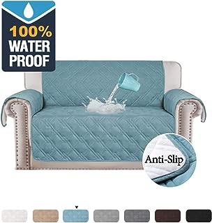 H.VERSAILTEX 100% Waterproof Sofa Slipcover Small...