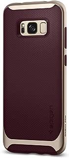 Spigen Neo Hybrid Designed for Samsung Galaxy S8 Plus Case (2017) - Burgundy