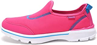 ONEKE Running Shoes for Women Sneakers Fashion Sports Slip On Loafer Flats Athletic Shoes Trainer Shoe