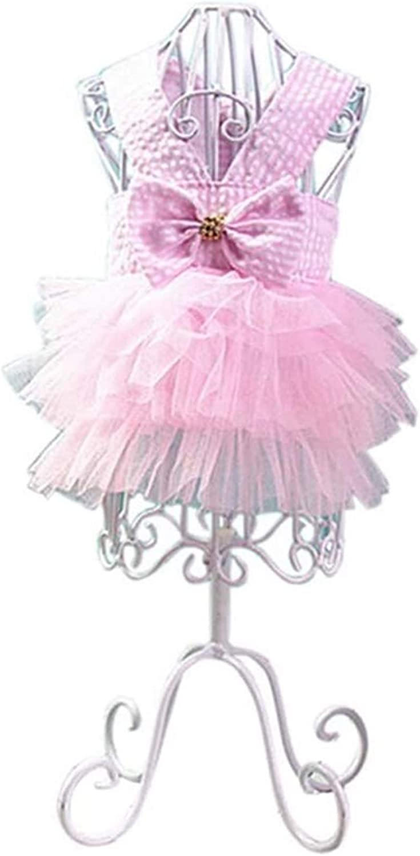 Luckylele Pet Dress Puppy Wedding Las Cash special price Vegas Mall Cl for Dog Dresses