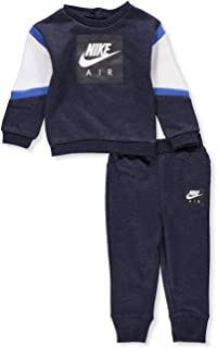 Baby Boys' 2-Piece Sweatsuit Pants Set