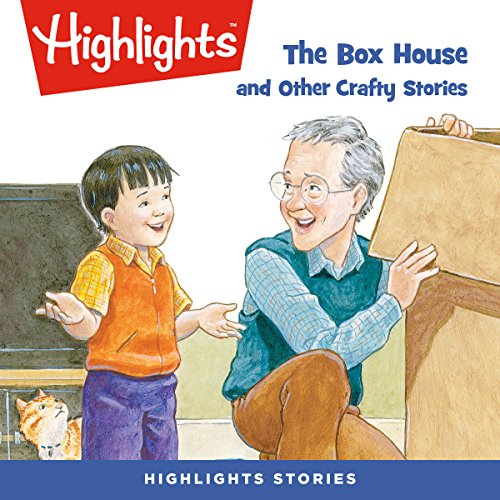 The Box House and Other Crafty Stories copertina