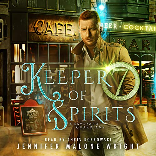 Keeper of Spirits cover art