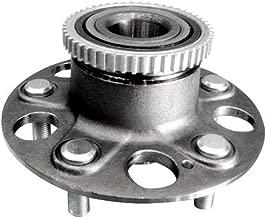 Brand New DRIVESTAR 512179 1 Rear 5 Lug Wheel Hub & Bearing Assembly for Honda Accord Acura TL w/ABS