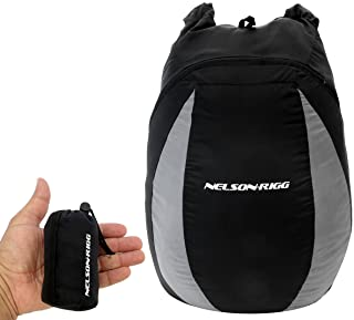 Nelson Rigg CB-PK30 Black Compact Backpack