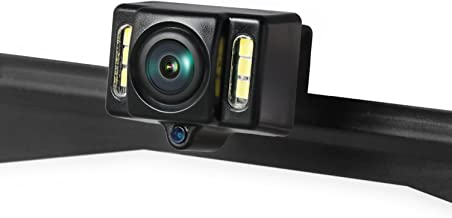 AUTO-VOX Cam1 HD Car Rear View Backup Camera of License Plate for Truck & RV with The..