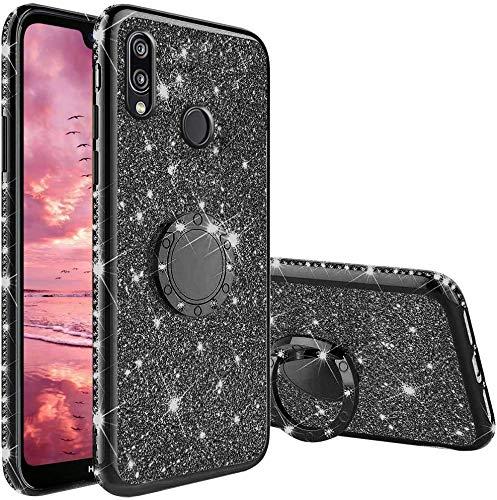 Compatibile con Cover Huawei P20 Lite, Glitter Lusso Strass