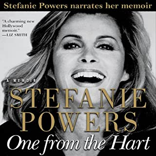 One from the Hart                   By:                                                                                                                                 Stefanie Powers                               Narrated by:                                                                                                                                 Stefanie Powers                      Length: 10 hrs and 38 mins     65 ratings     Overall 4.8