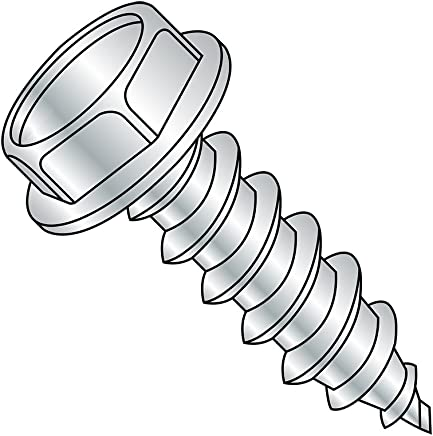 Amazon com: Small Parts - Sheet Metal Screws / Screws: Industrial