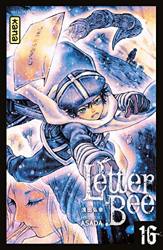 Letter Bee - Tome 16