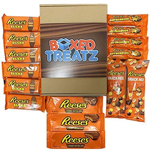 Caja de regalo Reese's Chocolate, caja de 15 unidades, la caja de regalo perfecta para todas las ocasiones por HTUK®