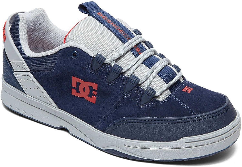 DC Navy -grå Syntax skor