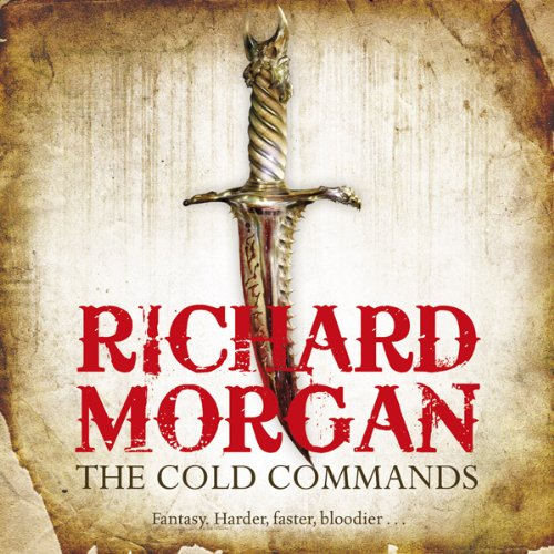The Cold Commands cover art