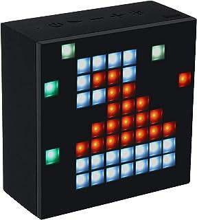 Divoom Aurabox Lifestyle Bluetooth Speaker - Black