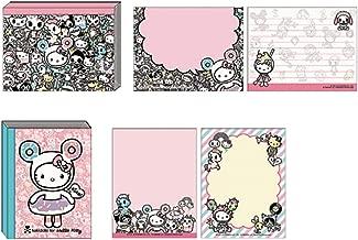 Sanrio JP Tokidoki x Hello Kitty Memo Pad Sweet Collection Limited Edition ----1 Design PER Order Randomly Picked---