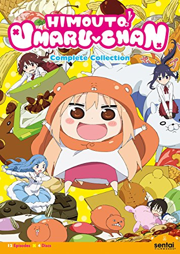 Himouto Umaru-Chan (4 Dvd) [Edizione: Stati Uniti]...