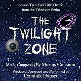 The Twilight Zone - Season 2 End Title (Marius Constant)
