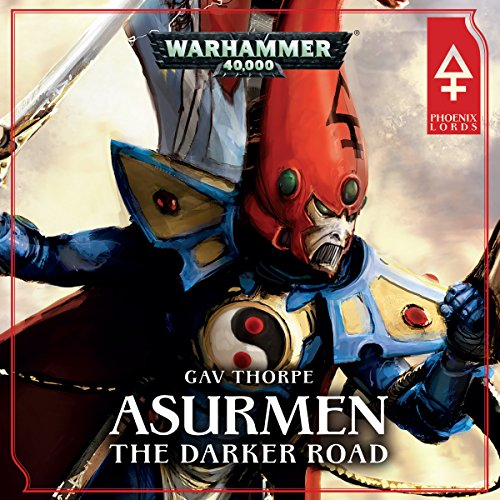 Couverture de Asurmen: The Darker Road