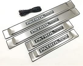 116373-03880-1-FR Rameder Pack Barres de Toit SquareBar pour Nissan Patrol GR V Wagon