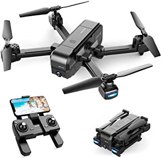 SNAPTAIN SP510 Foldable GPS FPV Drone with 2.7K Camera for Adults UHD Live Video RC Quadcopter...