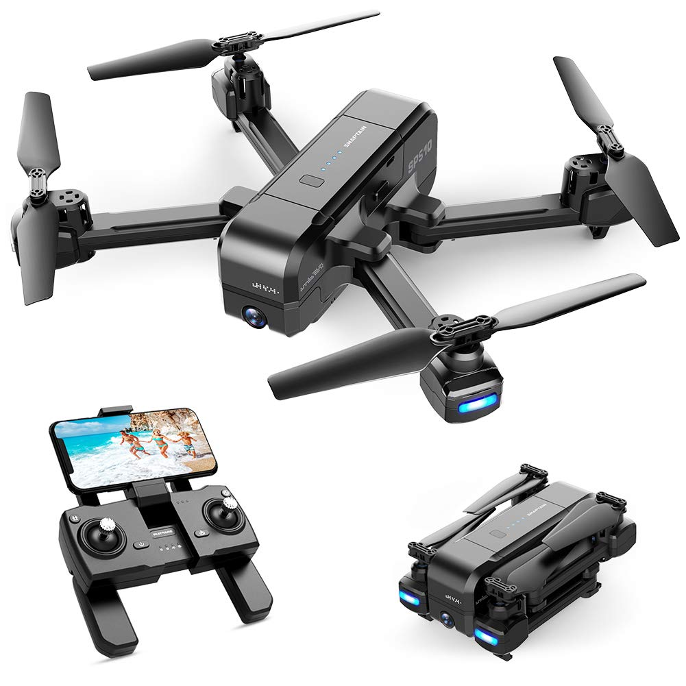 SNAPTAIN Foldable Quadcopter Beginners Waypoints