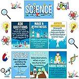 31 Pieces Scientist Bulletin Board Set...