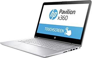 Hp Pavilion 14 2IN1 (Intel Core i5, 7th Generation, 8 GB RAM, 1 TB HDD, Convertible, x360, 14 Inches, FHD Display) Window 10, Silver