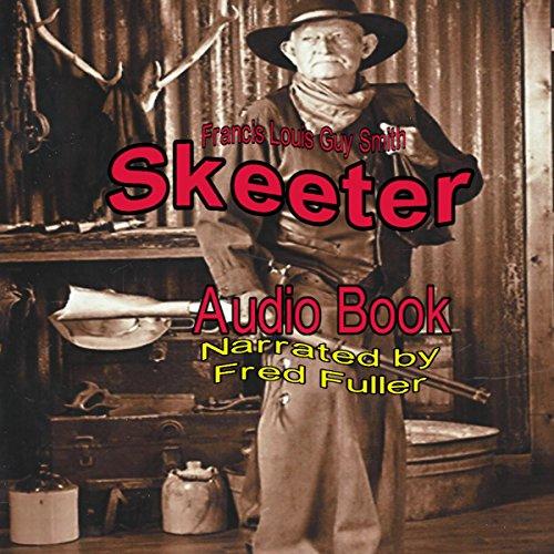 Skeeter audiobook cover art