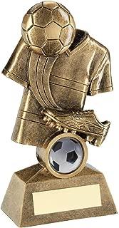Womack Graphics JR36-TY87A Oro Trofeo da Ping-Pong in Scatola di Velluto Rosso e medaglie da 50 mm