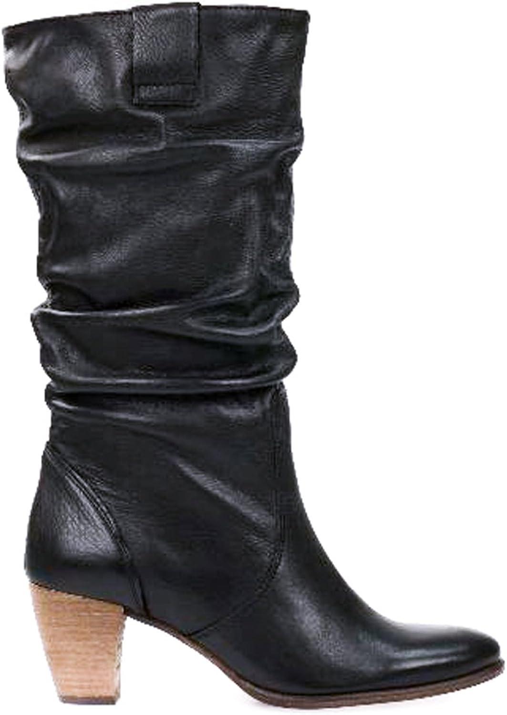 Sacha Schuhe     Damen Hohe Stiefel   Leder    145b0c