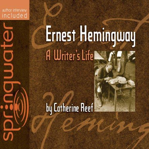 Ernest Hemingway cover art