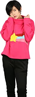 Lady's Mabel Hoodie Deluxe Red High Neck Sweatshirt Gravity CL Costume