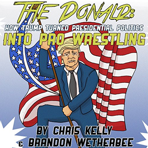 The Donald audiobook cover art